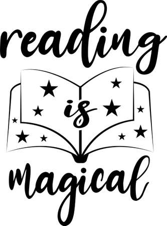 Reading is magical