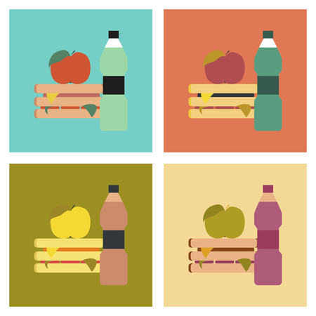 School Snack Clip Art