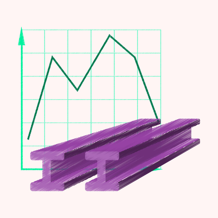 stock market crash bar diagram stock photos royalty free stock rh 123rf com