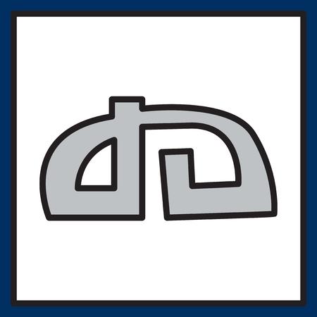 Deviant, deviantart, social, social media, social network icon