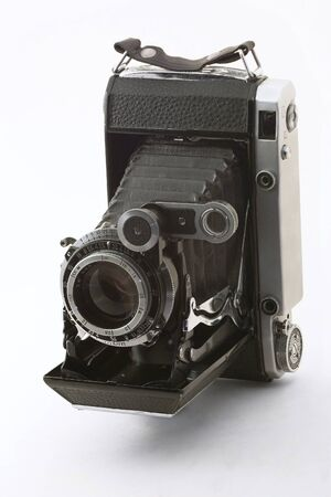 The camera Photo Ancient Object on a white background