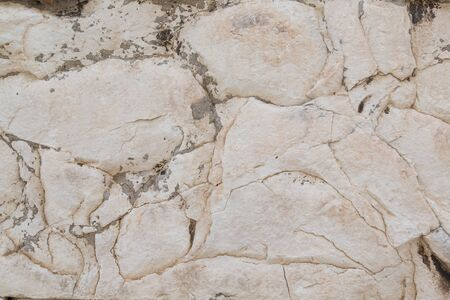 Antique marble wall
