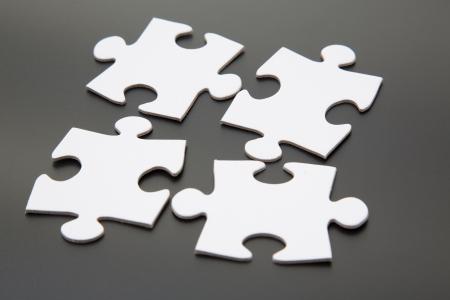 Matching jigsaw pieces