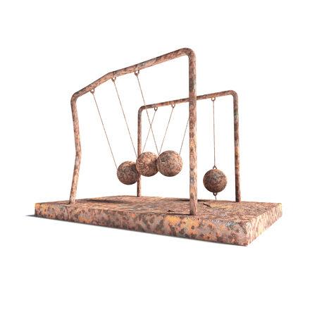 oxidation: A broken Newton