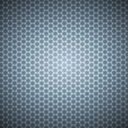 flexibility: Vector illustration, hexagon pattern on dark blue background,Flexibility design, you can make your own style by remove some block