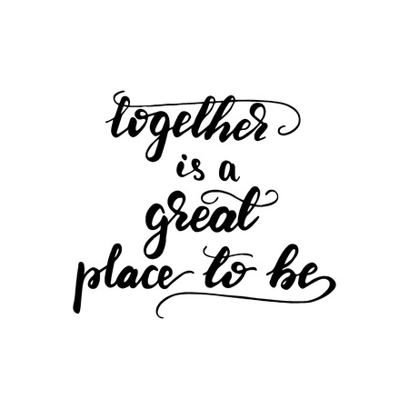 Lettering Together is a great place to be.