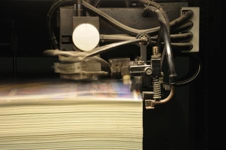 detail sheet feeder for offset printing machine photo