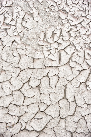lack of water: cracked earth due to lack of water