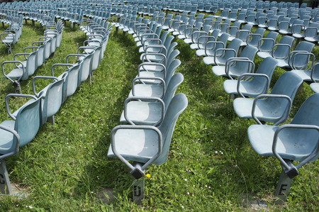 fireproof: chairs fireproof for outdoor shows and ceremonies