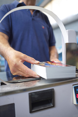 banding: post press finishing line banding system