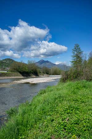 Agno stream near Brogliano (VI), Italy