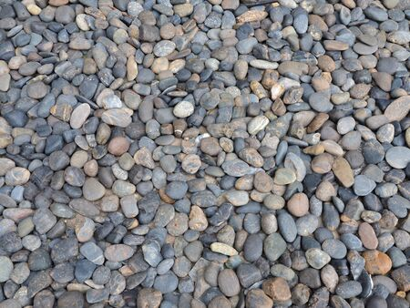 traditional textured: Texture of pebbles from the beach shore.