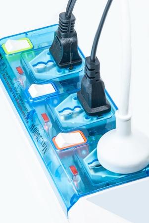 Electric plug photo