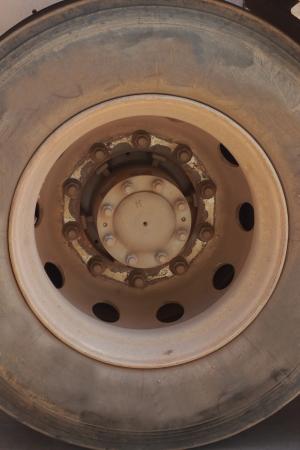 Car tires  photo