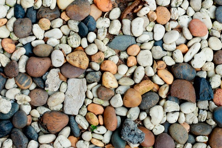 Brown stone background photo