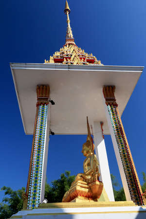 Buddha Chinarat - Thailand temple sculptures. Stock Photo - 23832550