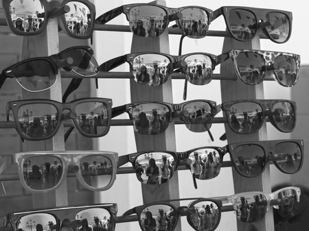 Sunglass the market photo