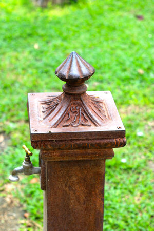 Antique faucets  photo