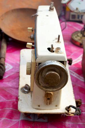 Old sewing vintage  photo