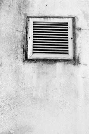 old ventilation window photo