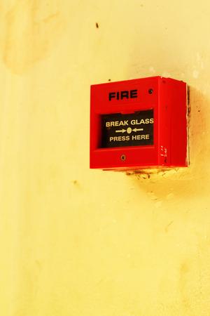 Emergency backup power on the walls photo