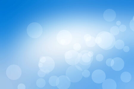 bokeh blue light background 版權商用圖片