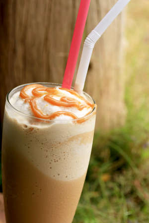 Smoothies iced coffee