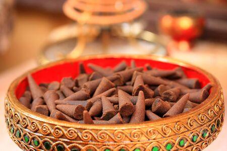 incienso: Aroma de incienso indio