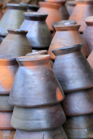 pestel: Mortar used for making sauces