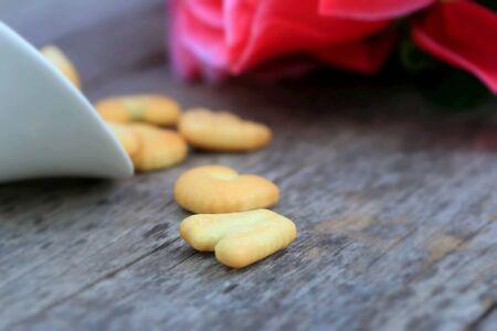 galletas integrales: Galletas saladas