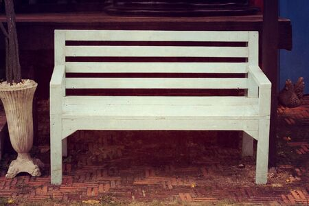 ヴィンテージのベンチ椅子