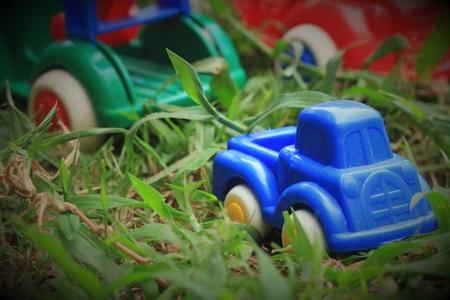 loader: Toys loader Stock Photo
