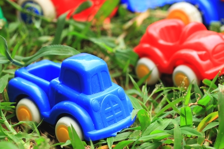 loader: Toys loader Stock Photo