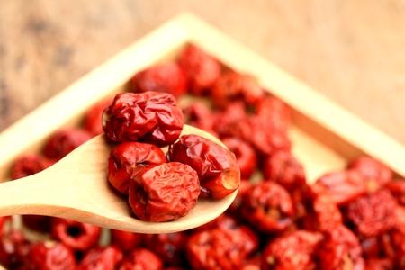 fruitage: Red jujube