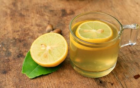 lemon juice Foto de archivo