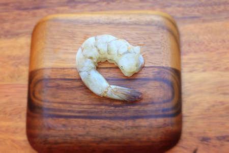 shrimp cocktail: shrimp cocktail Stock Photo