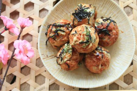 takoyaki sauce - Japanese food