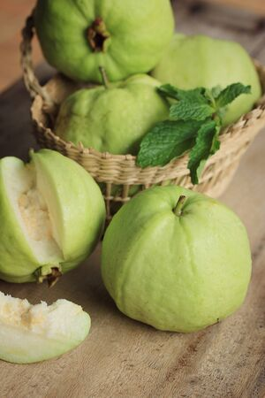 guava fruit: Guava fruit