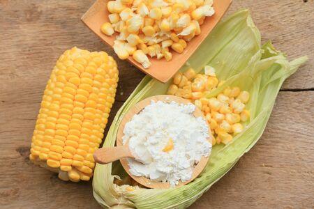 cornflour: Cornflour