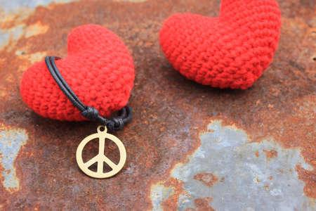 anti war: peace symbol