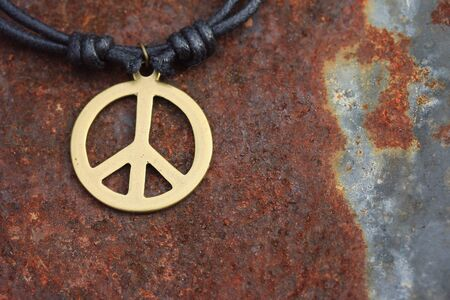 antiwar: peace symbol