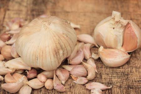 clove plant: Garlic