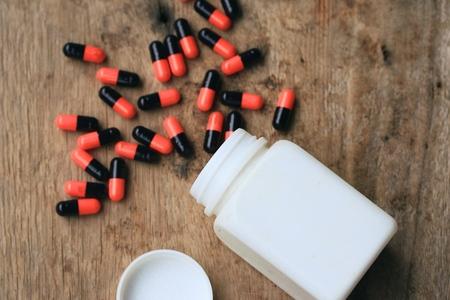 the antibiotic: antibiotic