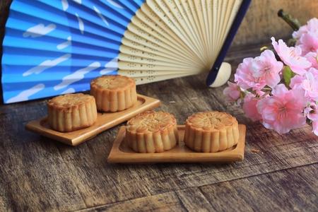 oriental poppy: Festival moon cake - Chinese cake