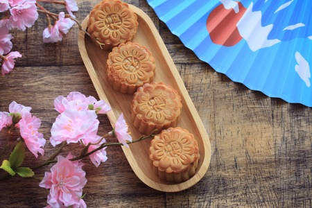 Festival moon cake - Chinese cake
