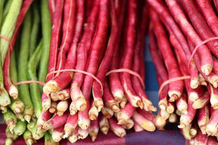 long bean: long beans