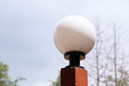 street lamp: Lamp posts