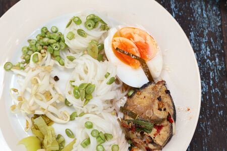 catfish: rice noodles boiled spicy fish