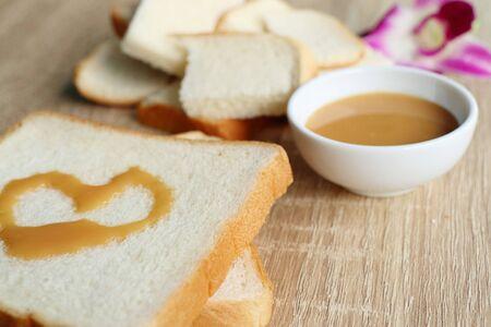 condensed: tasty slice of bread