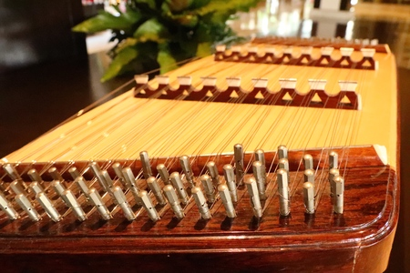 Thailand dulcimer musical instrument